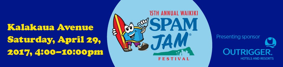 15th Annual Waikiki Spam Jam Festival